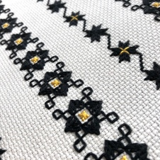 """""""Rivers"""" element for Basarabia Embroidery"""