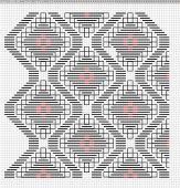 """Sky"" element for Basarabia Embroidery"