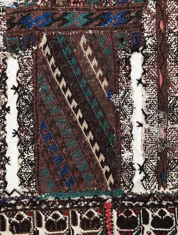 Traditional Ethno Textile Fabric Bulgarian Embroidery Българска народна традиции носия шевица шевици везба Плевен